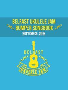 Songbook - Belfast Ukulele Jam